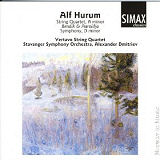 Alf Hurum: String Quartet A Minor